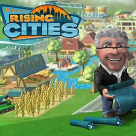 Rising Cities Screenshot 1